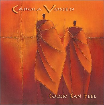 Colors Can Feel - CD cover